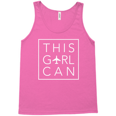 This Girl Can Unisex Tank