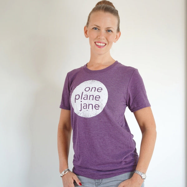One Plane Jane Graphic T-Shirt