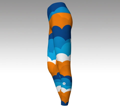 October Sky Signature Cloud Yoga Leggings