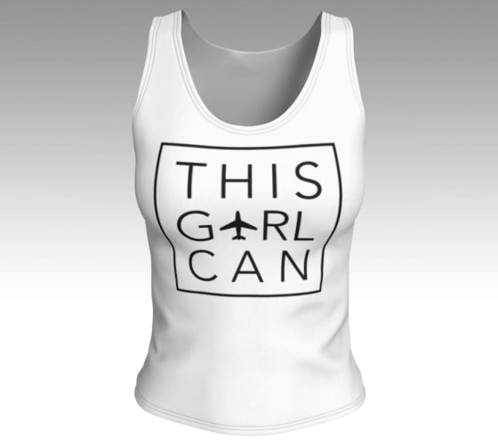 This Girl Can - Tank Top