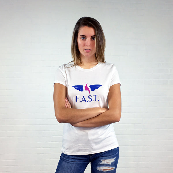 F.A.S.T. Official Logo T-shirt