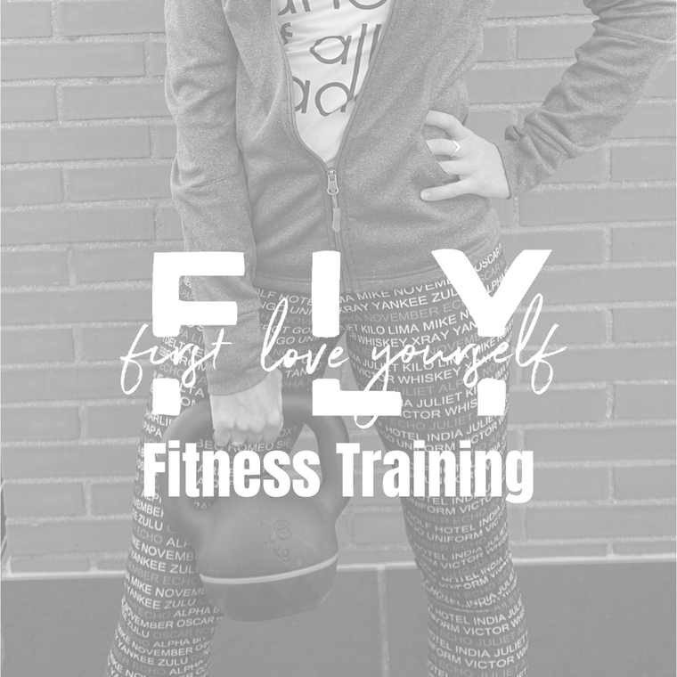 First Love Yourself Fitness Training