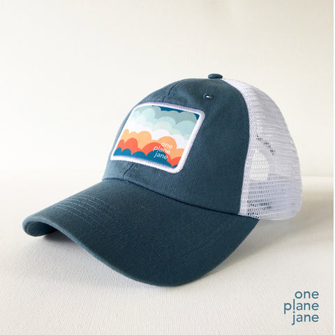 One Plane Jane Trucker Hat