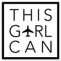 This Girl Can Sticker