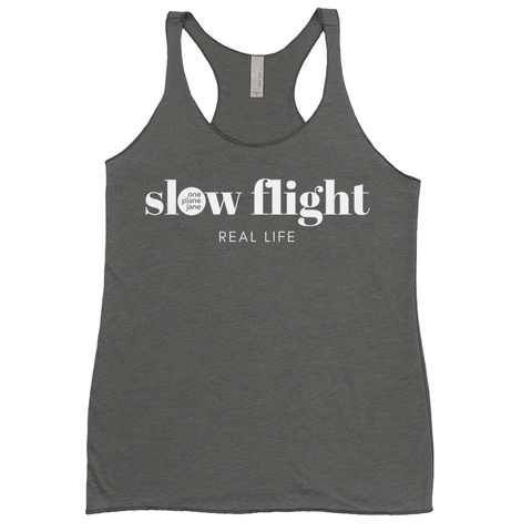 Slow Flight Tank Top
