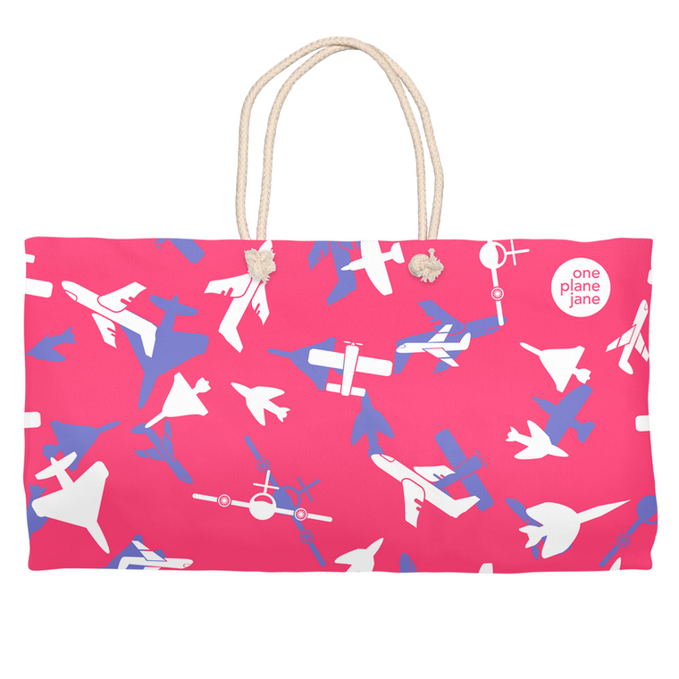 Cape May Weekender Tote