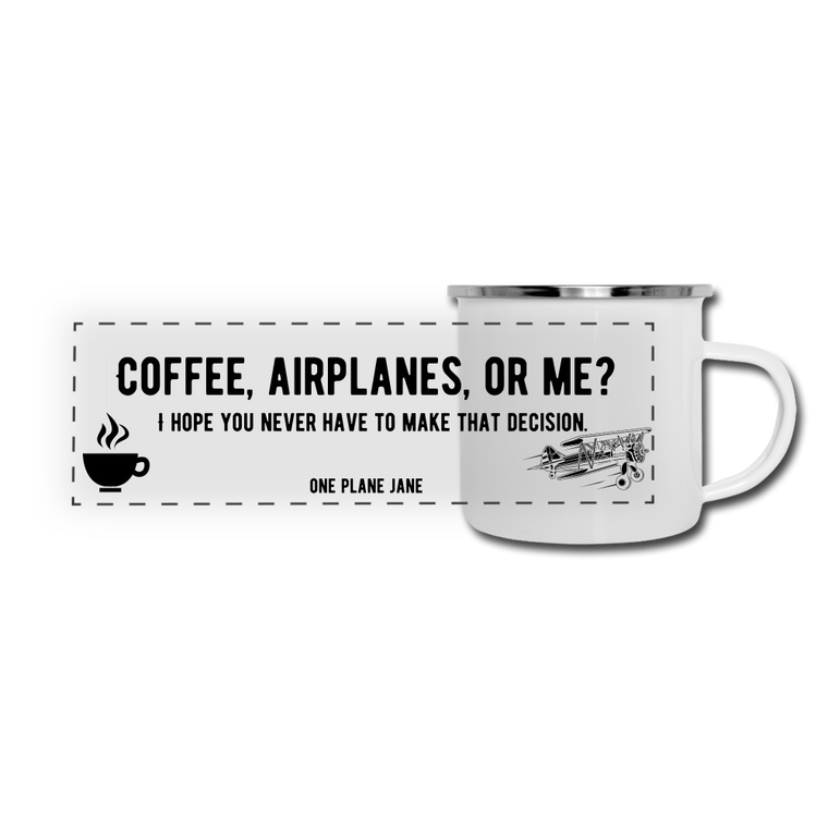 Aeronautical Decision Making Retro Mug