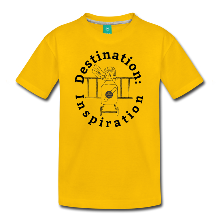 Destination: Inspiration - Kids' Tee