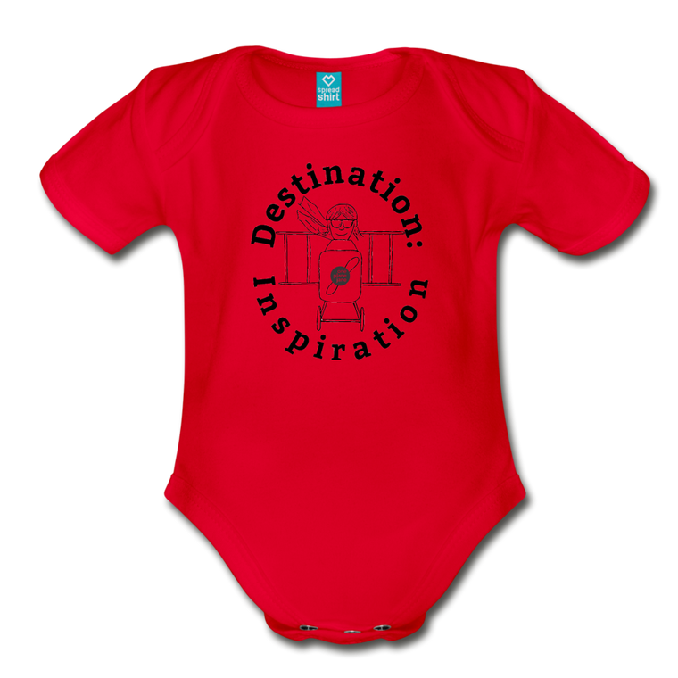 Destination: Inspiration - Infant Onesie