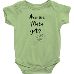 Are We There Yet? Onesie