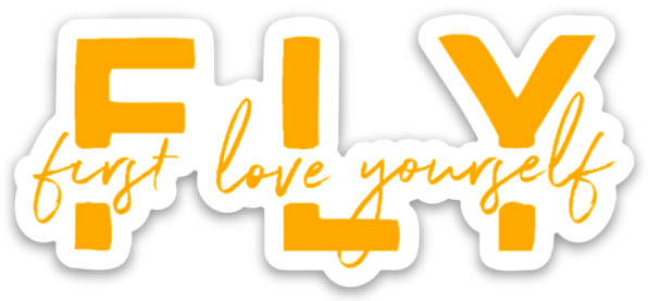 FLY Sticker