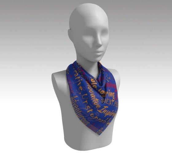 Silk Scarf - Beyond Beautiful