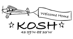 KOSH Welcome Home
