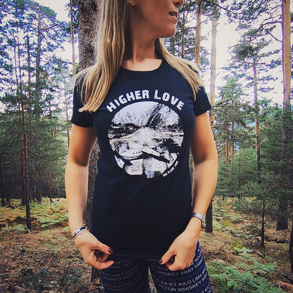 Higher Love - Triblend Women's Tee