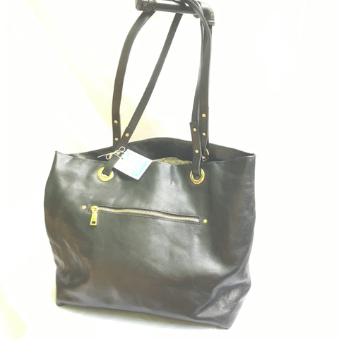 Atlas Leather Tote