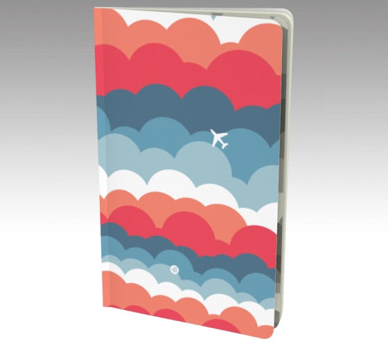Oshkosh Notebook - Signature clouds