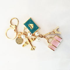 Keychain - Love to Travel