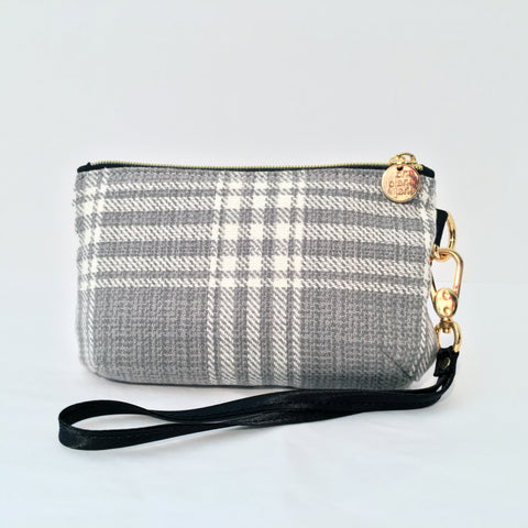 Foxtrot Tweed Wristlet - Special Edition