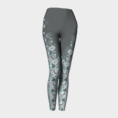 Fly Away With Me Airplane Leggings