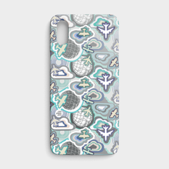 Fly Away With Me Airplane Phone Case