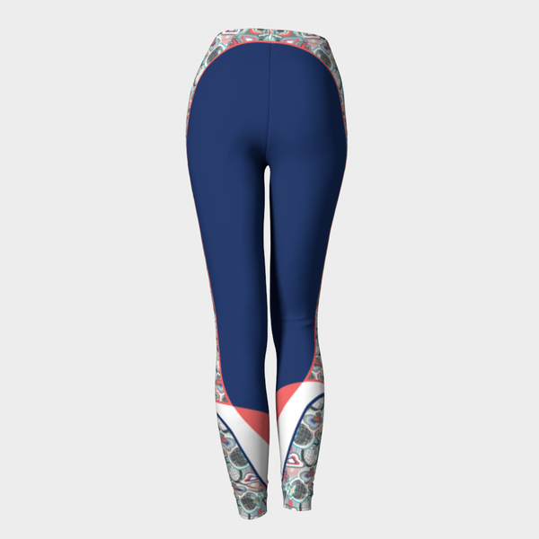 Lets Go Places Airplane Leggings