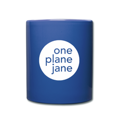 I Am The Mechanic Mug - royal blue