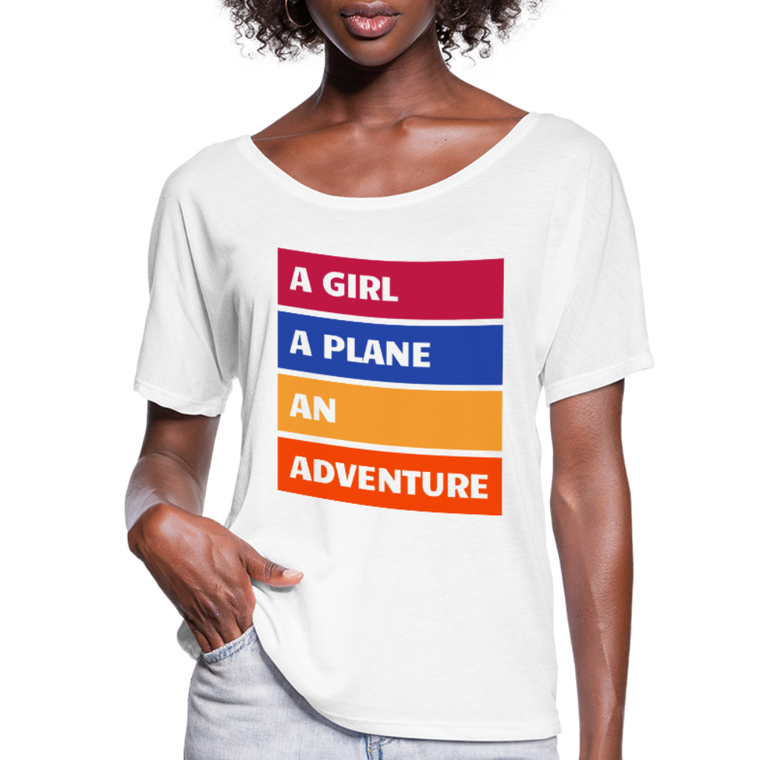 A Girl A Plane An Adventure