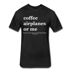 Aeronautical Decision Making - black
