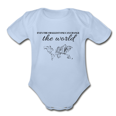 The Smallest One - Infant Onesie - sky