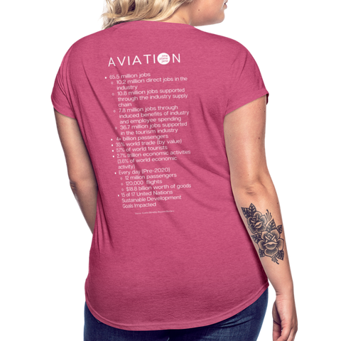 Always Essential Women's Tee - black