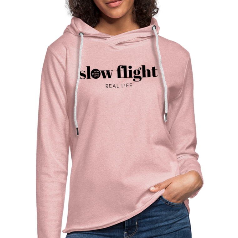 Slow Flight Lightweight Unisex Hoodie