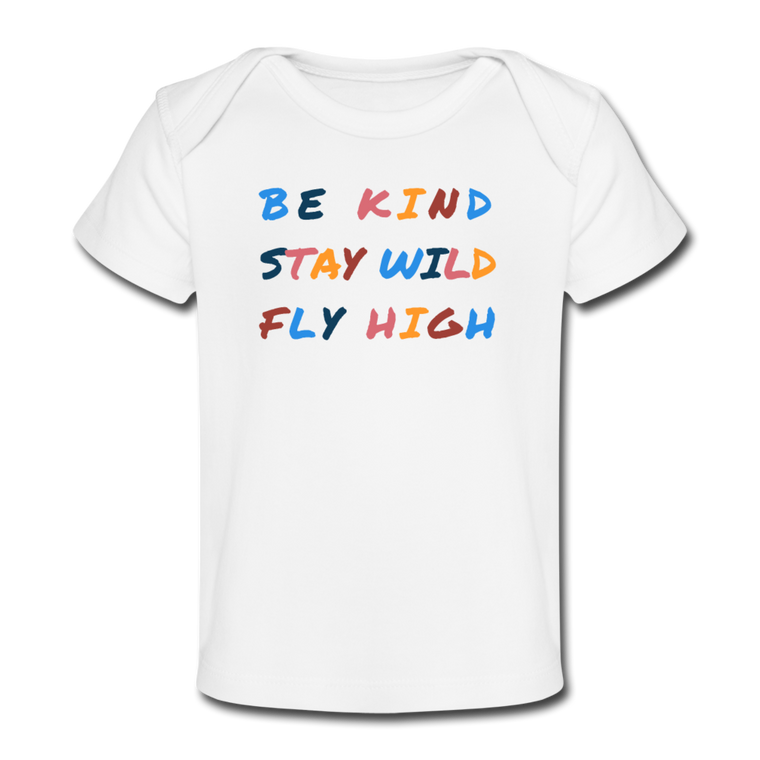 Kind, Wild, and Fly Baby Tee
