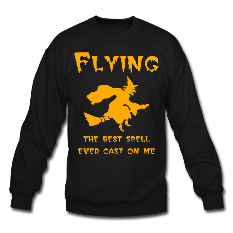 Flying Spell Unisex Sweatshirt