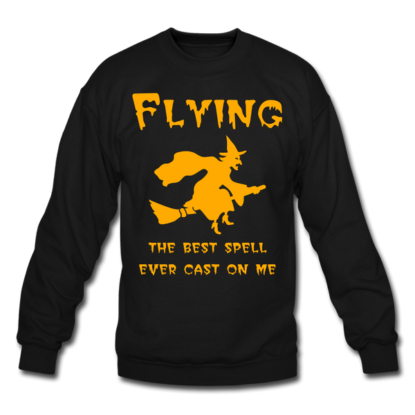 Flying Spell Sweatshirt - black