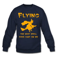 Flying Spell Sweatshirt - navy