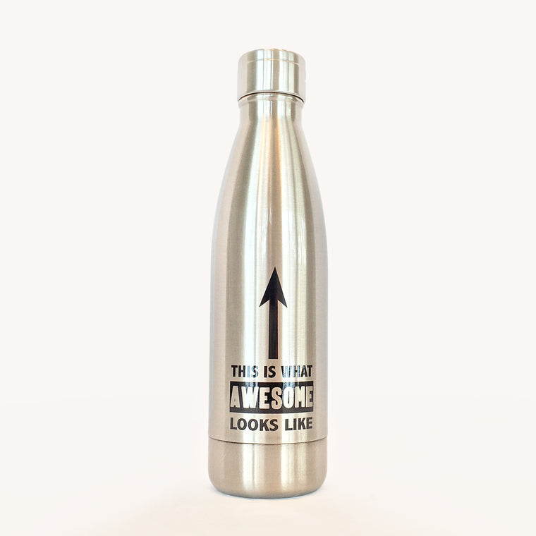 Water Bottle - This Is What Awesome Looks Like 17 Oz