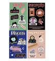 Astrology Truth Stickers