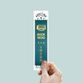 Book Nerd Award Ribbon