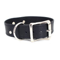 Restrained Grace Collar The Classic Collar in Black & Silver
