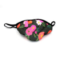 Restrained Grace Mask Miss Kit Floral Quilted Face Mask