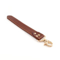 Restrained Grace Slapper The Leather Slapper in Cognac Brown
