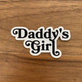 Restrained Grace Sticker Daddy's Girl - 3