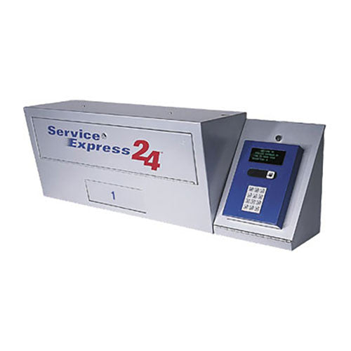 KEYper Service Express 24, After-Hours Key Control Box with touchpad