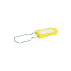 KEYper Tamper Seals, Yellow - Qty 100