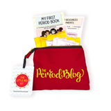 The Little Red Kit: a period starter kit for girls