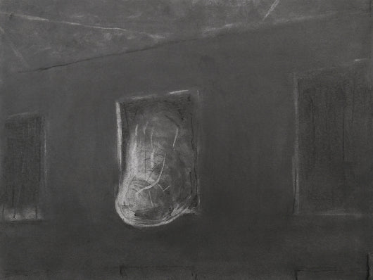 Christopher T Wood, graphite drawing