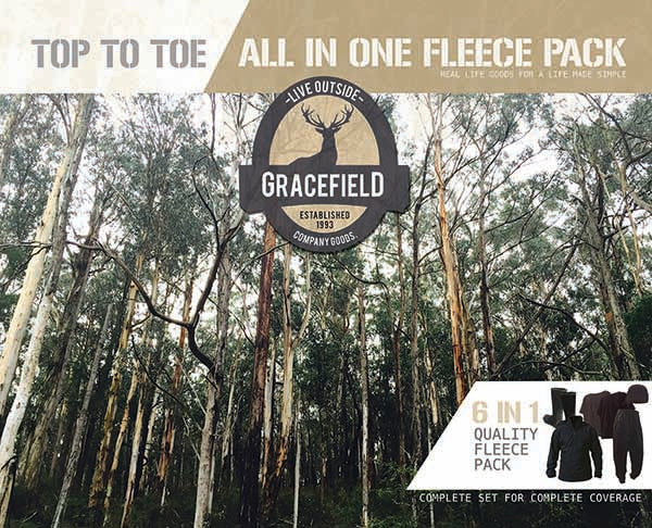 6 in 1 Fleece Pack by Gracefield