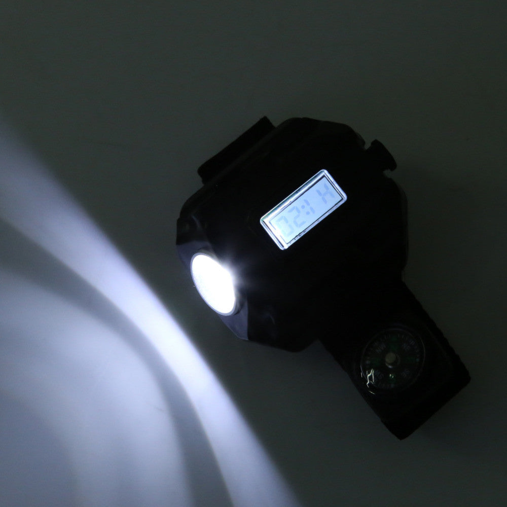CREE LED Rechargeable Watch Flashlight
