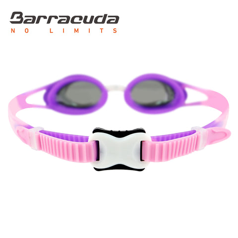 abe9056679 RACER Optical Swim Goggle  32295 (White) – Barracuda Swimming