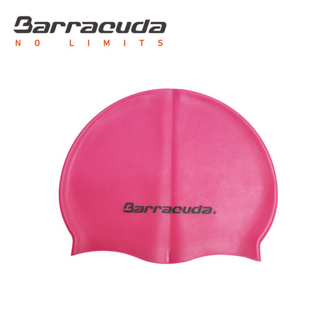 FLAT SILICONE CAP (Standard Logo) - Solid Color